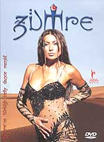 Turkish DVD Zuhre Belly Dance Remix