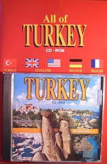 Turkey cd rom