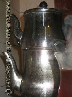 Kettles needed to make Turkish tea