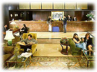 The Marmara Istanbul Hotel