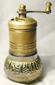 turkish pepper grinder